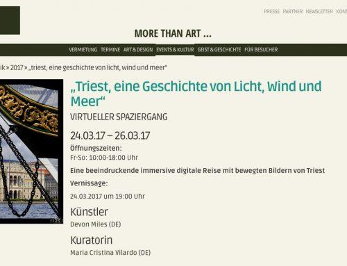 MOSTRA | Mie fotografie di Trieste inserite al Kunstkraftwerk di Lipsia, Germania