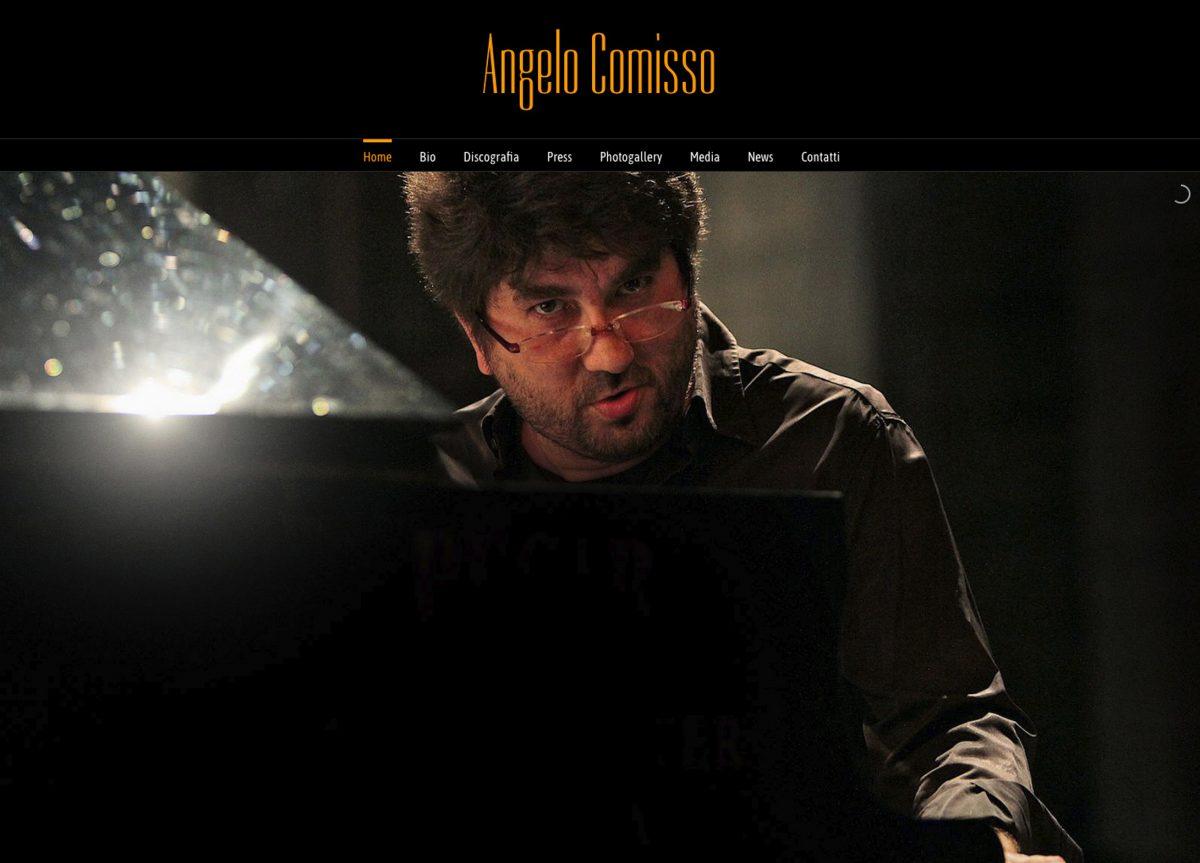 Ritratto di Angelo Comisso. Foto di Massimo Goina