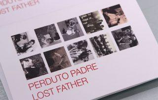 """Inaugurazione della mostra """"Perduto padre"""". Foto di Massimo Goina"""