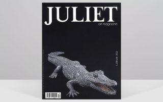 Rivista JULIET n. 158, giugno 2012. Ritratto di Stefania Joy Jenkins Camiolo, cantante. Foto di Massimo Goina